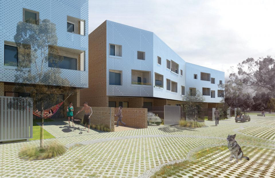 Designing Affordable, Sustainable Housing (DASH)