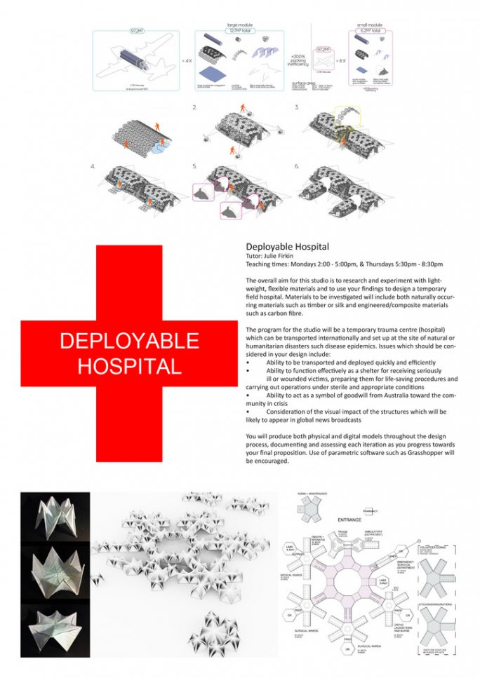 Deployable Hospital