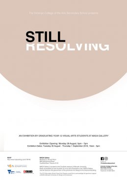 Still Resolving