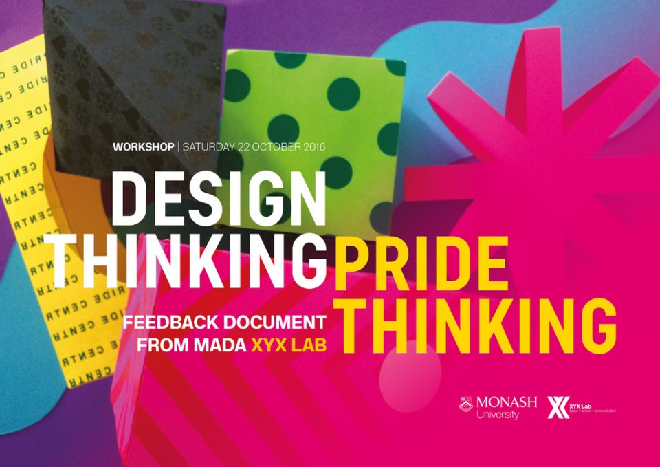 Pride Thinking / Design Thinking